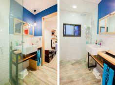 三重 20 坪彩色長廊老公寓 - DECOmyplace