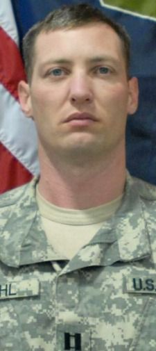 Army CPT. James D. Nehl, 37, of Gardiner, Oregon. Died November 9, 2012, serving during Operation Enduring Freedom. Assigned to the 2nd Battalion, 16th Infantry Regiment, 4th Brigade Combat Team, 1st Infantry Division, Fort Riley, Kansas. Died in Ghazni Province, Afghanistan, from small arms fire while on patrol during combat operations.