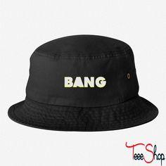 bang bang chief kief 5 bucket hat Sombreros d28fc28d0f7