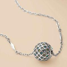 FOSSIL® Jewelry Necklaces:Women Deco Glitz Necklace JA5249