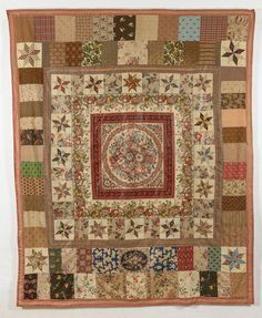 Fife Coverlet, 1830 to 1839