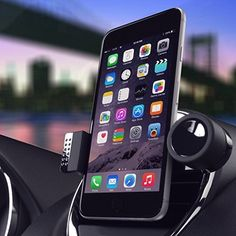 Amazon Lightning Deal 90% claimed: iPhone Car Mount by enviCAR - The 1 Most Trusted Universal Cell Phone / Smart... #LavaHot http://www.lavahotdeals.com/us/cheap/amazon-lightning-deal-90-claimed-iphone-car-mount/125104