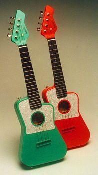 OK, maybe I have a new dream uke (but at 4-5x the price). Sputnik concert ukulele by Earnest Instruments