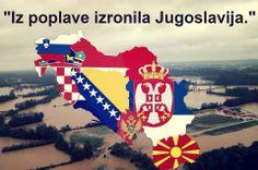 Floods in Serbia, Bosnia and Croatia!