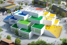 Enormous LEGO® Experience Center in Denmark to Open Later This Year
