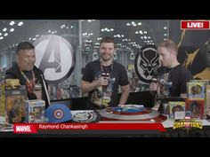 Raymond Chankasingh - Marvel LIVE! At NYCC 2016 - Video --> http://www.comics2film.com/raymond-chankasingh-marvel-live-at-nycc-2016/  #Marvel
