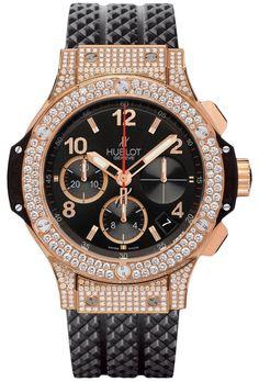 Hublot Big Bang 41MM Red Gold Watch 341.PX.130.RX.174 $28350