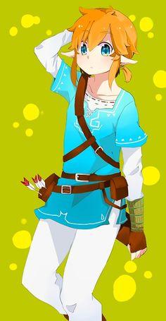 Zelda U 2015 | Cutie Link