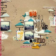 A Project by larialbernaz from our Scrapbooking Gallery originally submitted 11/16/11 at 10:57 AM