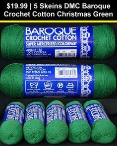 Set 10 Mercer Cotton Crochet Thread Yarn Craft Tatting Knit Embroidery Size 20