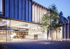 """Carey House by Henry Goss: """"Visualisation played a vital role"""""""