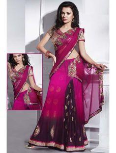 Indian-Ethnic-Pakistani-Wedding-Lehenga-Saree-Bollywood-Party-Wear-Lehnga-Sari