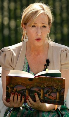 Harry Potter for Writers: Guest Post: J.K. Rowling's Writing Process in Her Own Words, part 2