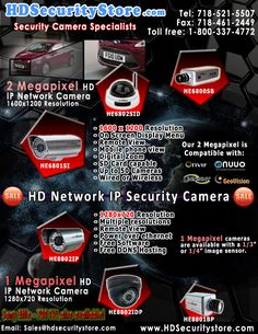 HD Security Camera Store