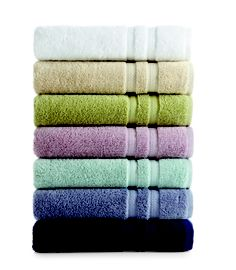 Royal Velvet pure perfection bath towel available in 12 colors