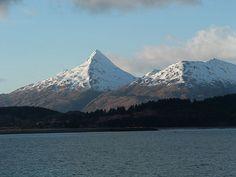 Pyramid Mountain, Kodiak Island, AK. I have climbed to the top of this mountain :)