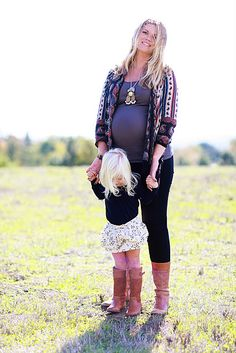 cute outfit, right? maternity clothes