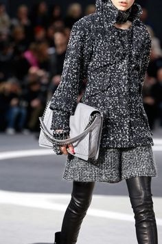 Fifty Shades of Grey at Chanel.