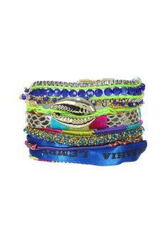 Bracelet Klein Bleu Hipanema sur MonShowroom.com