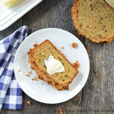 Zucchini Bread With Brown Sugar Crumb   Serena Bakes Simply From Scratch