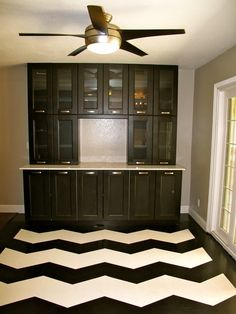 """I loooove the cabinet but the rug...(or """"concrete floor"""" just does not fit my...wants and needs."""