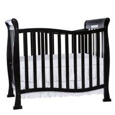8. Dream On Me Convertible Mini Crib