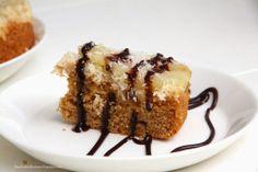 pear coconut cake - Ihan Kaikki Kotona