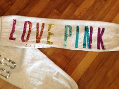 LOVE PINK Scarf!