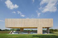 Webb Chapel Park Pavilion / Cooper Joseph Studio | ArchDaily
