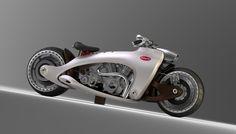 bike on the topic Bugatti Ride 2, Motorcycle Design, Bugatti, Behance, Bike, Transportation, Vehicles, Modeling, Motorcycles