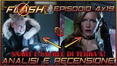 "🆕 The Flash ITA ⚡ Episodio 4x19 ""Fury Rogue""   Analisi & Recensione ⚡"
