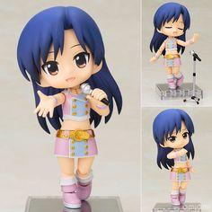 Cu-poche - THE IDOLM@STER: Chihaya Kisaragi Posable Figure by Kotobukiya