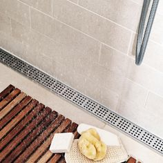 Unidrain floor drains is an elegant and functional solution for showers and wet rooms. Choose your preferred design from ClassicLine and HighLine. Finnish Sauna, Shower Cubicles, Floor Drains, Wet Rooms, Brushed Stainless Steel, Flooring, Malli, Bathroom, Design