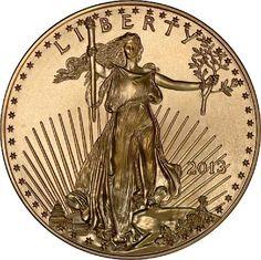 2016 1/10 oz. American Gold Eagle (BU)