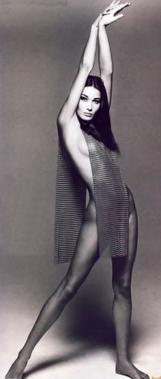 Carla Bruni -singer and former model
