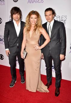 People's Choice Awards 2015: The Band Perry