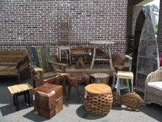 The new #teak collection! Spring 2015 #nadeau #savannah