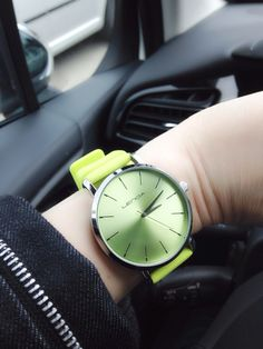 Best watch ever Cool Watches, Lens, Accessories, Style, Fashion, Swag, Moda, Fashion Styles, Klance
