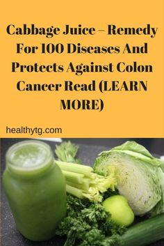 #cabbage juice  # cancer