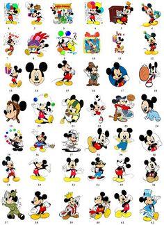 I Love Mickey!!!!