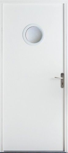 1000 images about portes acier bel 39 m on pinterest for Porte service acier 3 points