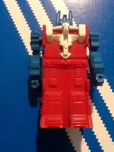 Transformers G1 Ultra Magnus 1986 ELECTRONIC VOICE RARE
