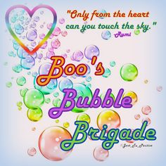 Boo's Bubble Brigade is Stepping Up For Autism