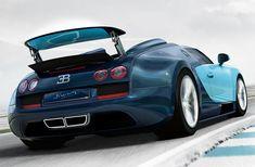 Bugatti Veyron Vitesse Jean-Pierre Wimille