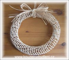 Diy And Crafts, Crochet Earrings, Med, Knitting, Jewelry, Bamboo, Decor, Jewlery, Decoration