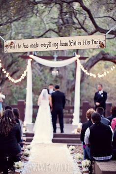 Oh goodness! I love this. God's Timing - wish-upon-a-wedding
