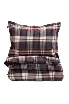 Gant Home Dynetrekk Derby check Plaid Scarf, Derby, Comforters, Bed Pillows, Pillow Cases, Blanket, Country Bedrooms, Home, Check