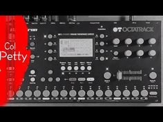 Elektron Octatrack meet FenderJazz Bass+ZVEX Mastotron#axlnoise[Full HD] - YouTube