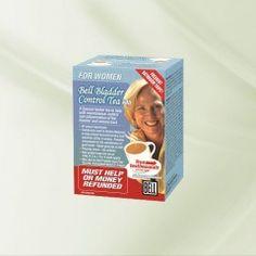 Bladder Control Tea for Women Uterine Fibroids, Ovarian Cyst, Health And Wellness, Health Care, Natural Supplements, Endometriosis, Breast, Skin Care, Tea