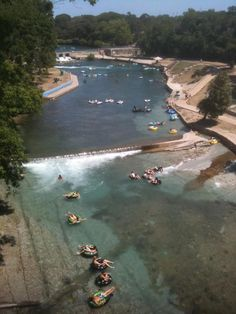 I'm so ready for tubing on the Comal River- New Braunfels,Texas